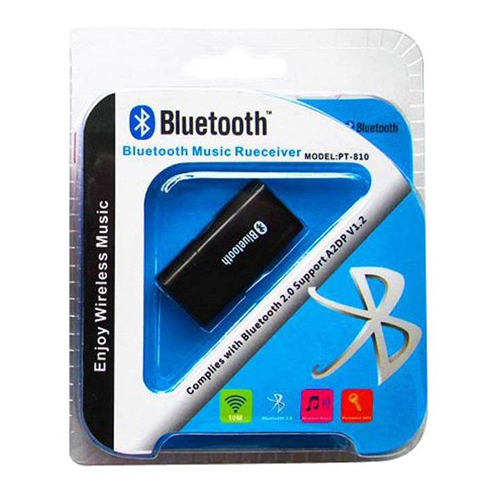 USB Bluetooth Music Receiver PT-810