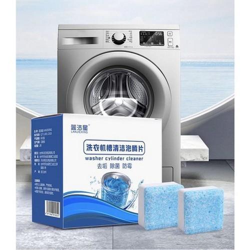Hộp 12 Viên Tẩy Lồng Máy Giặt