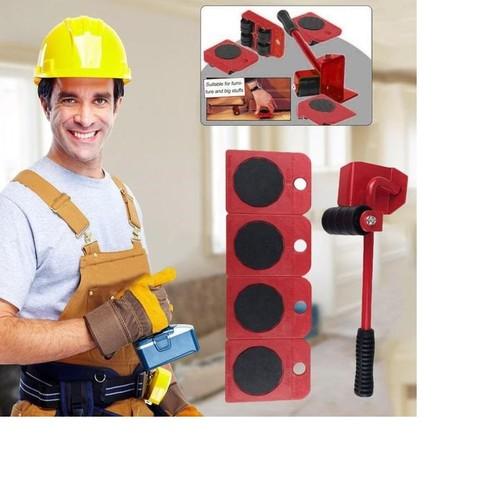 Bộ dụng cụ nâng và hỗ trợ di chuyển đồ đạc thông minh